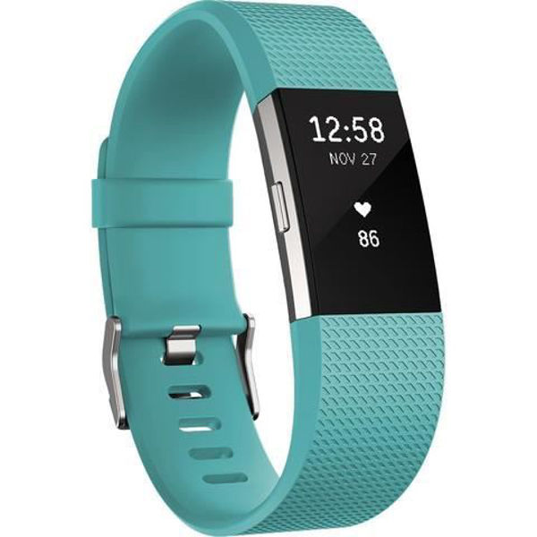 Picture of Fitbit Charge 2 (Teal/Small)