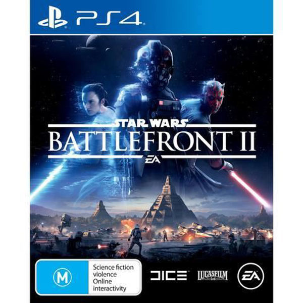 Picture of Star Wars Battlefront II - PS4