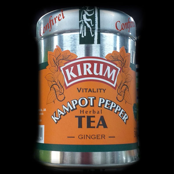 Picture of Kirum - Kampot Pepper Herbal Tea - Vitality/Ginger