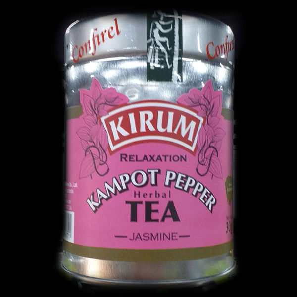 Picture of Kirum - Kampot Pepper Herbal Tea - Relaxation/Jasmine