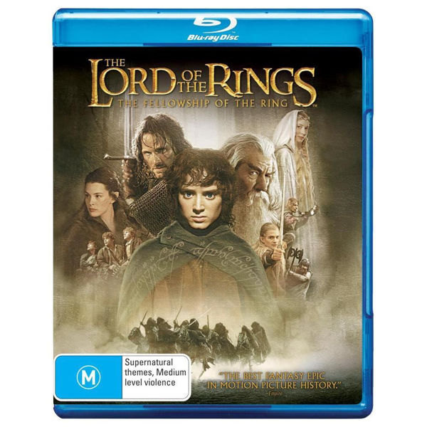 Picture of Lord Of The Rings : The Fellowship Of The Ring - BluRay