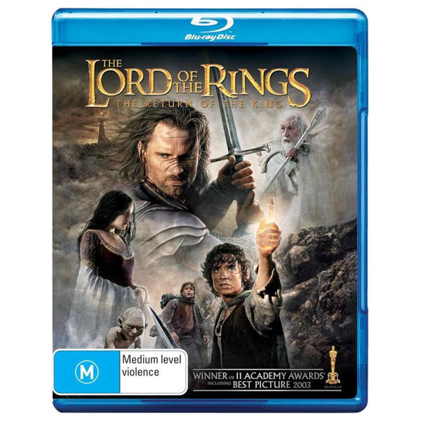 Picture of Lord Of The Rings : The Return Of The King - BluRay