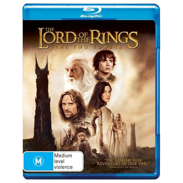 Picture of Lord Of The Rings : The Two Towers - BluRay