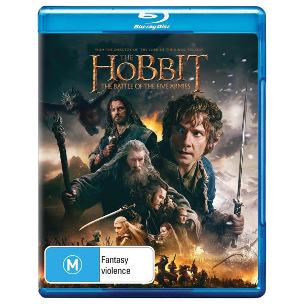 Picture of The Hobbit : The Battle Of The Five Armies - BluRay