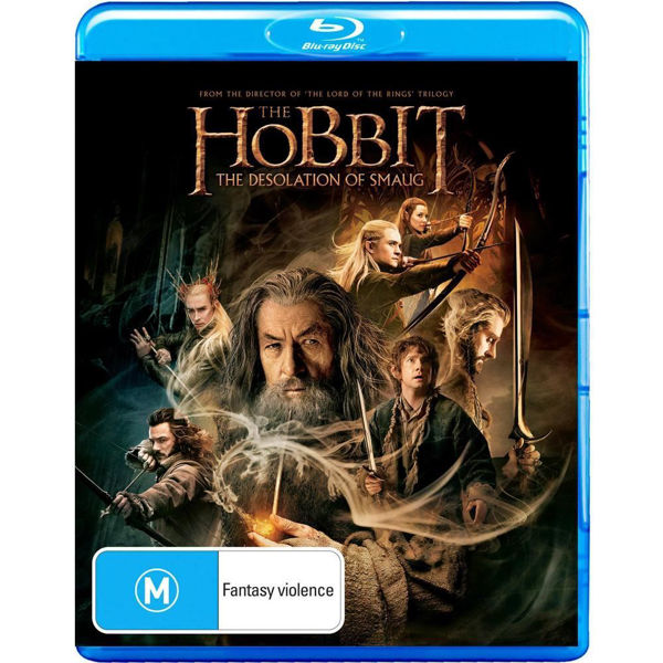 Picture of The Hobbit : The Desolation Of Smaug - BluRay