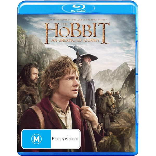 Picture of The Hobbit : An Unexpected Journey - BluRay