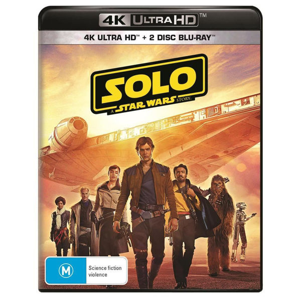 Picture of Solo: A Star Wars Story - 4K Ultra