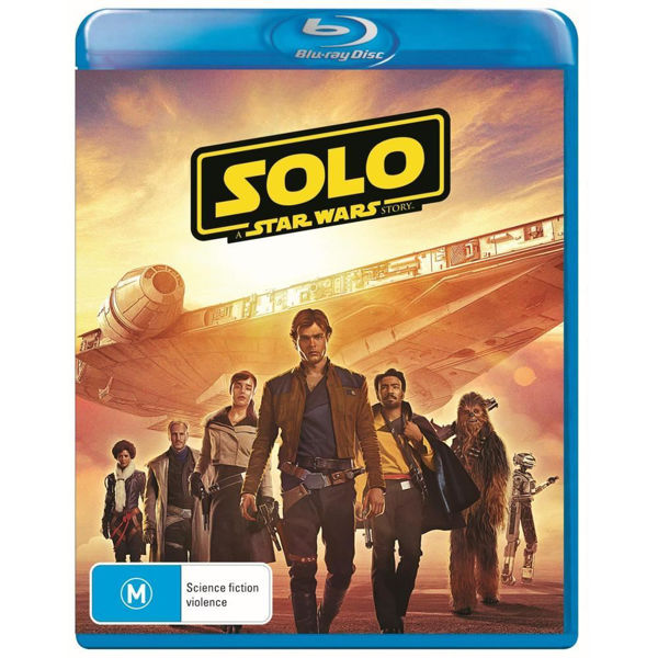 Picture of Solo: A Star Wars Story - BluRay