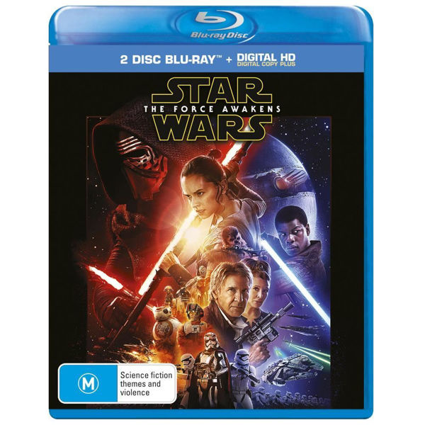 Picture of Star Wars: The Force Awakens - BluRay