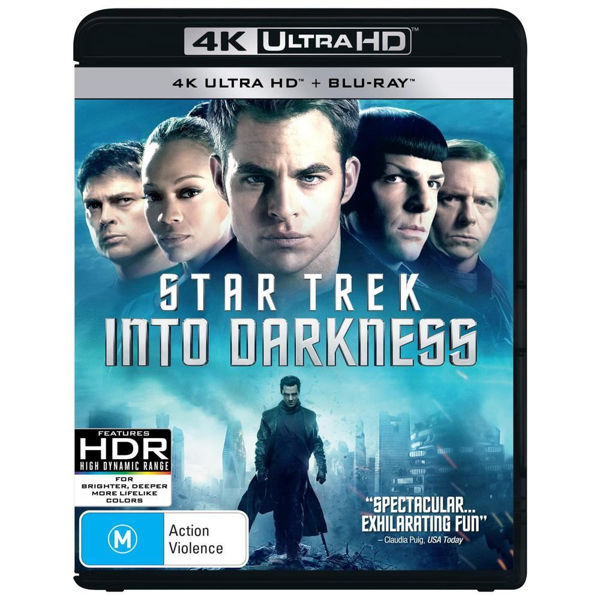 Picture of Star Trek : Into Darkness - 4K Ultra