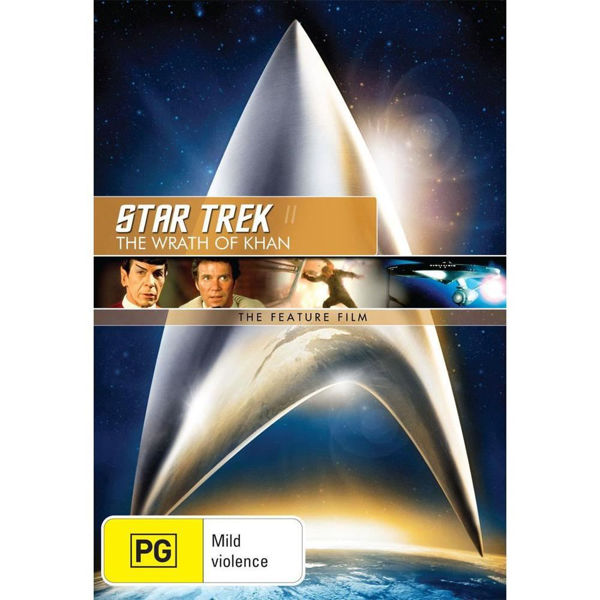 Picture of Star Trek II: The Wrath Of Khan - BluRay
