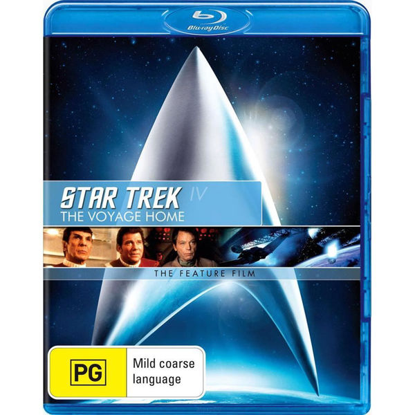 Picture of Star Trek IV: The Voyage Home - BluRay