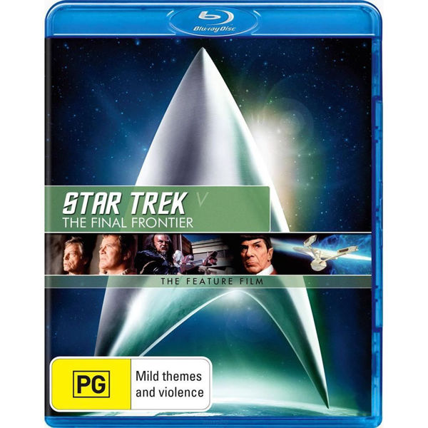 Picture of Star Trek V: The Final Frontier - BluRay