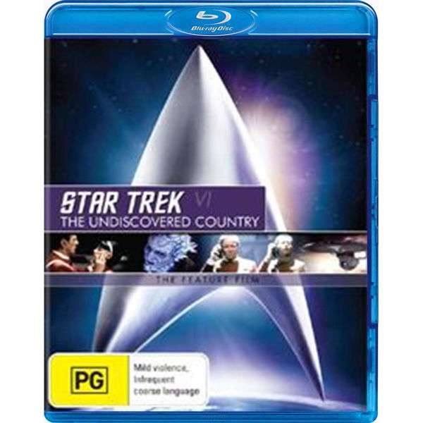 Picture of Star Trek VI: The Undiscovered Country- BluRay