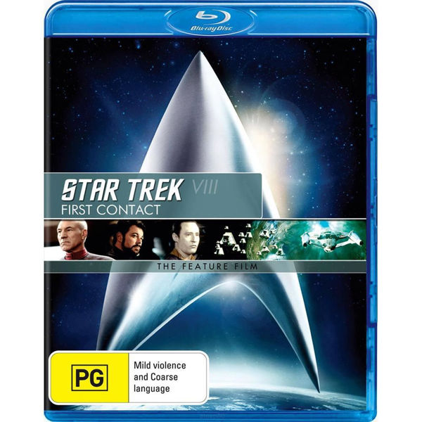 Picture of Star Trek VIII: First Contact - BluRay