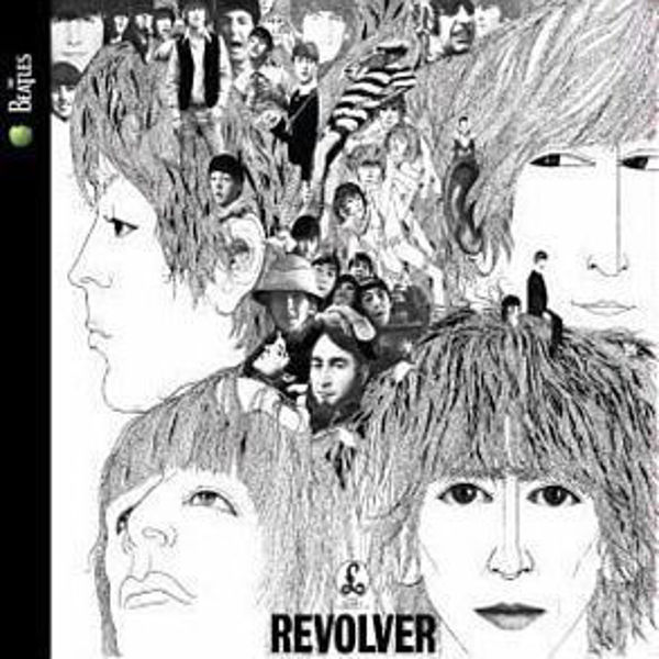 Picture of The Beatles - Revolver - CD