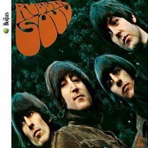 Picture of The Beatles - Rubber Soul - CD