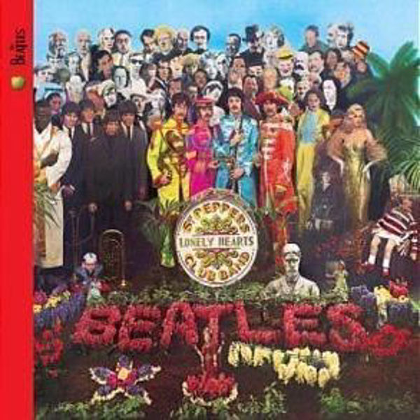 Picture of The Beatles - Sgt Pepper's Lonely Hearts Club Band - CD