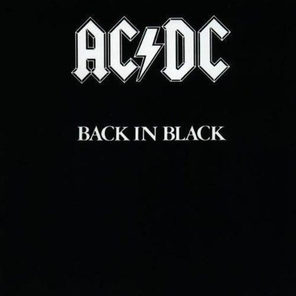 Picture of AC/DC 1980 - Back In Black CD