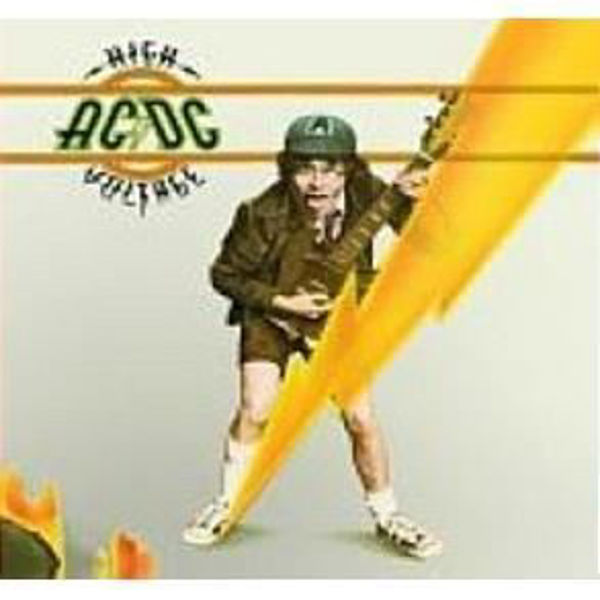 Picture of AC/DC 1976 - High Voltage (internation) CD