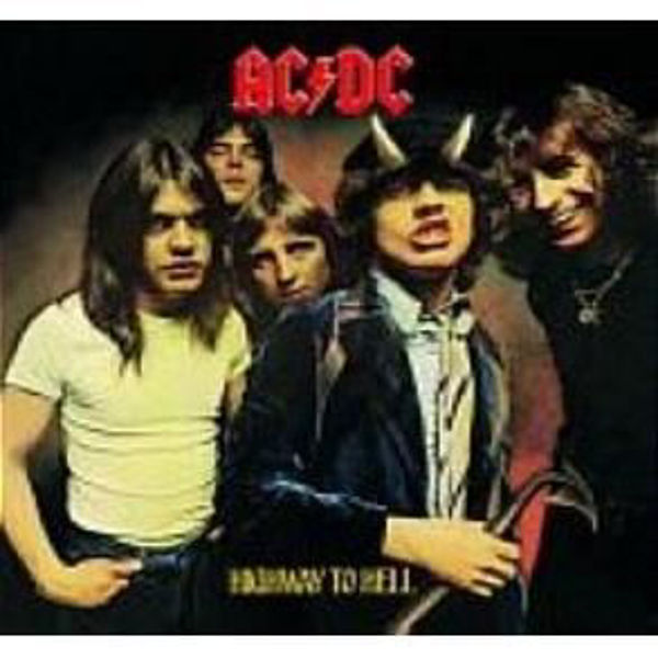 Picture of AC/DC 1979 - Highway To Hell CD