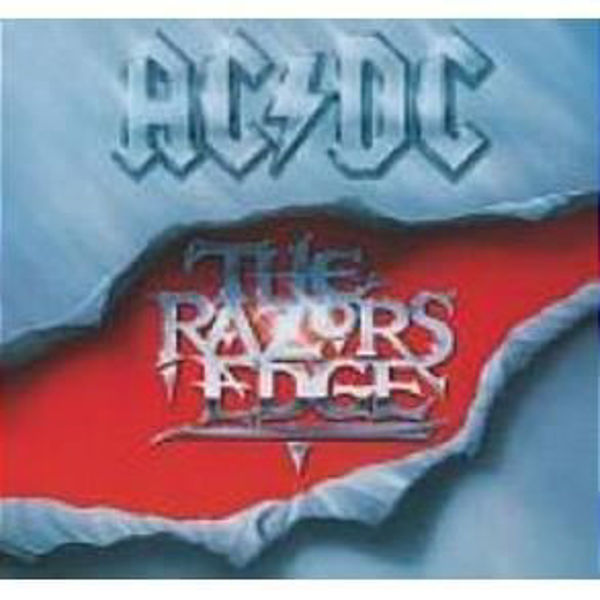 Picture of AC/DC 1990 - Razor's Edge CD
