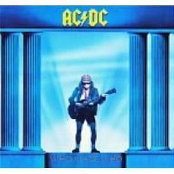 Picture of AC/DC 1986 - Who Made Who CD