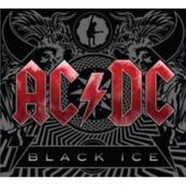 Picture of AC/DC 2008 - Black Ice CD