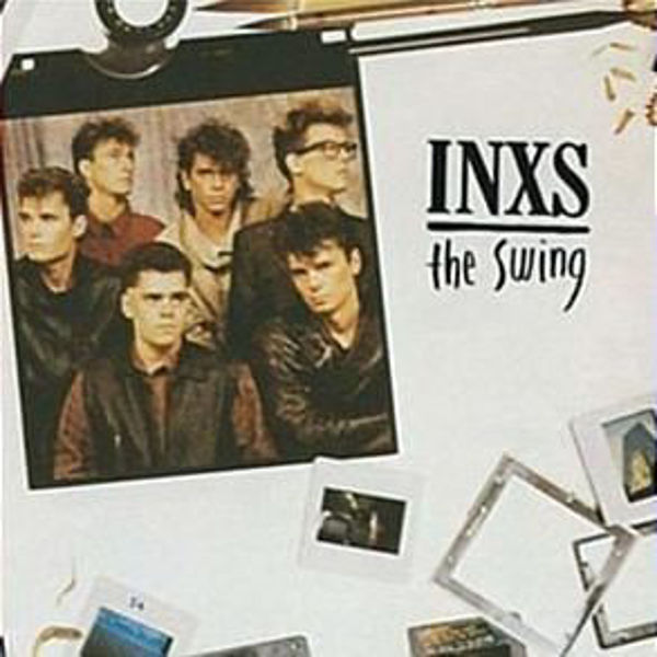 Picture of INXS 1984  - The Swing CD