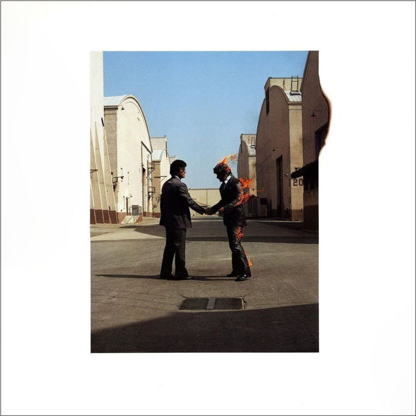 Picture of Pink Floyd - Wish You Were Here  - CD