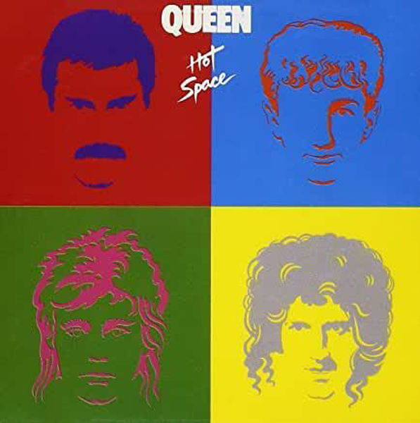 Picture of Queen - Hot Space - CD