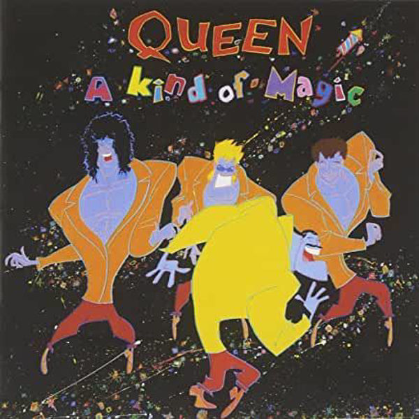 Picture of Queen - Kind Of Magic - CD