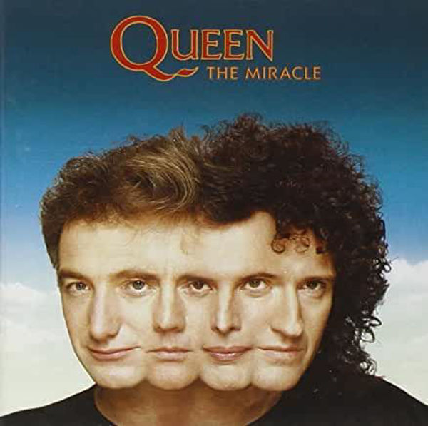 Picture of Queen - Miracle - CD
