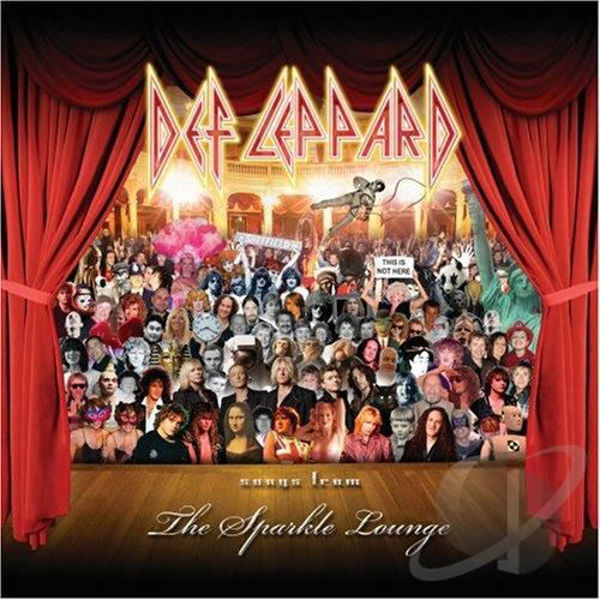 Picture of Def Leppard - Songs From The Sparkle Lounge - CD