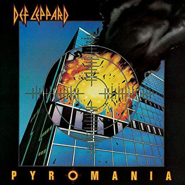 Picture of Def Leppard - Pyromania - CD
