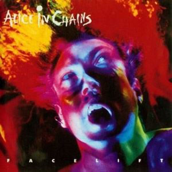 Picture of Alice In Chains 1990 - Facelift CD