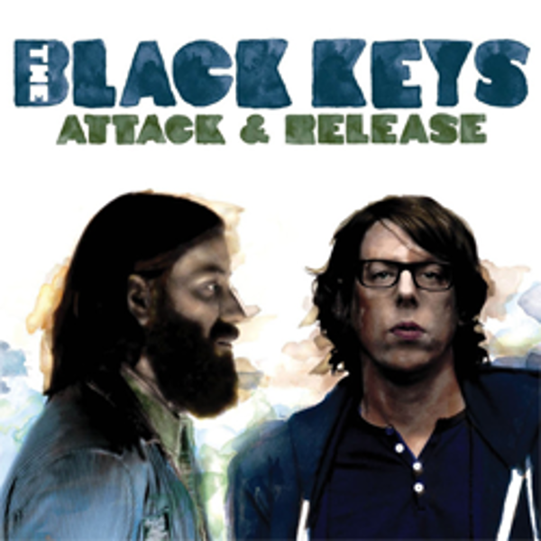 Picture of Black Keys 2008 - Attack & Release CD