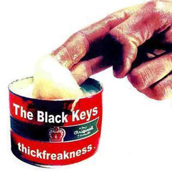 Picture of Black Keys 2003 - Thickfreakness CD