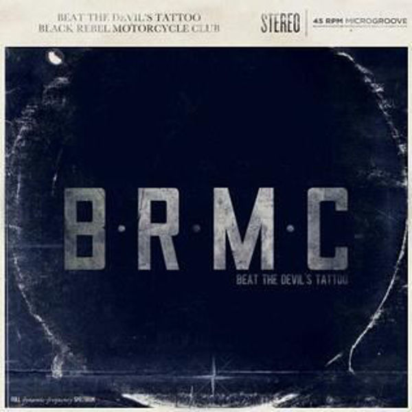 Picture of Black Rebel Motorcycle Club 2010 - Beat the Devil's Tattoo CD