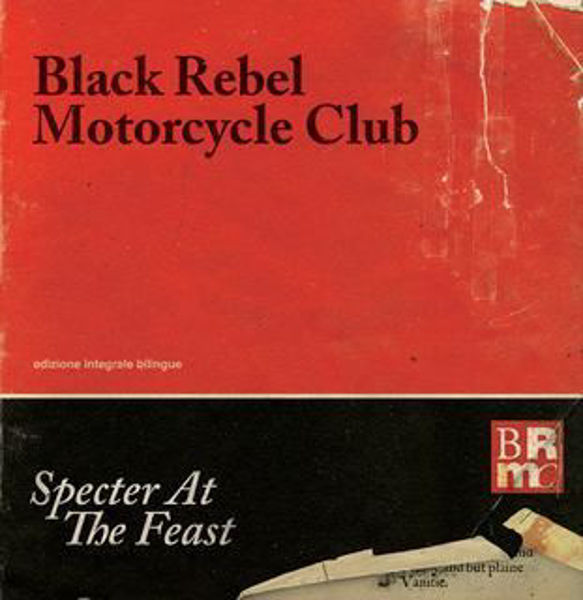 Picture of Black Rebel Motorcycle Club 2013 - Specter at the Feast CD