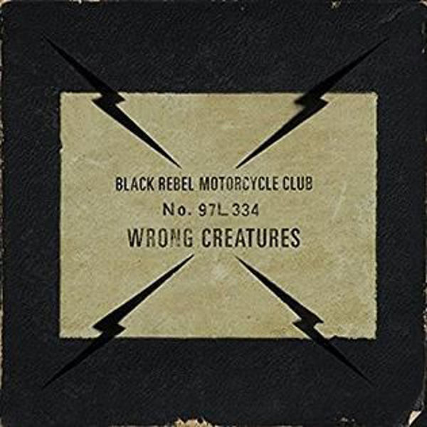 Picture of Black Rebel Motorcycle Club 2018 - Wrong Creatures CD