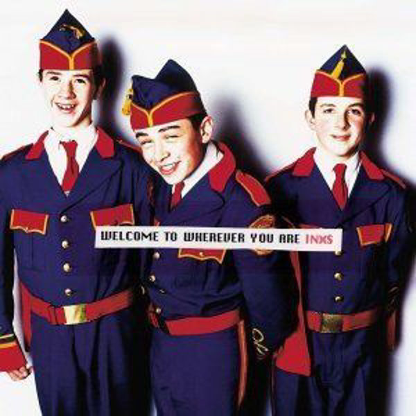 Picture of INXS 1992 - Welcome to Wherever You Are CD