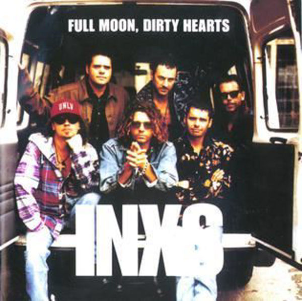 Picture of INXS 1993 - Full Moon, Dirty Hearts CD