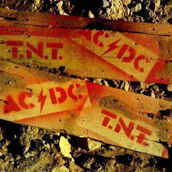 Picture of AC/DC 1975 - TNT CD