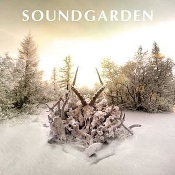 Picture of Soundgarden 2012 - King Animal CD