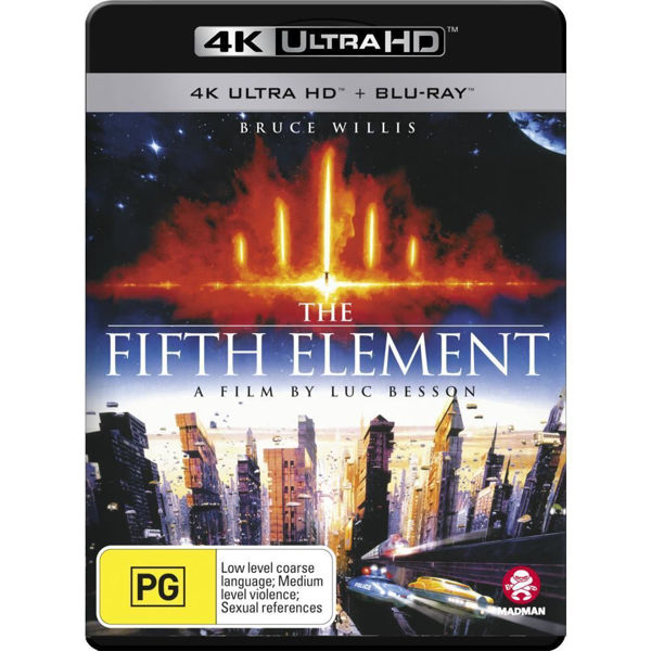 Picture of The Fifth Element - 4K Ultra