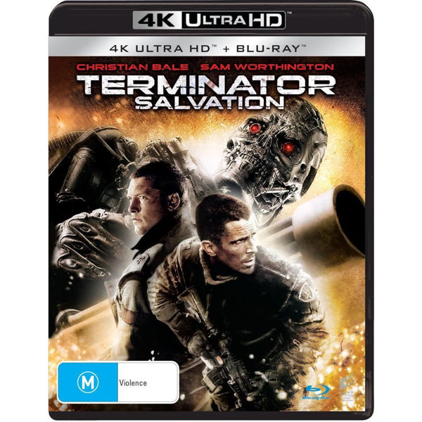 Picture of Terminator Salvation - 4K Ultra