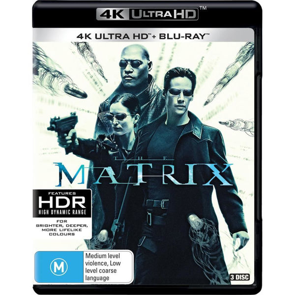 Picture of The Matrix - 4K Ultra