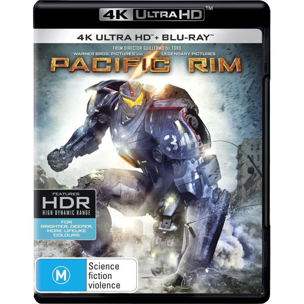 Picture of Pacific Rim - 4K Ultra