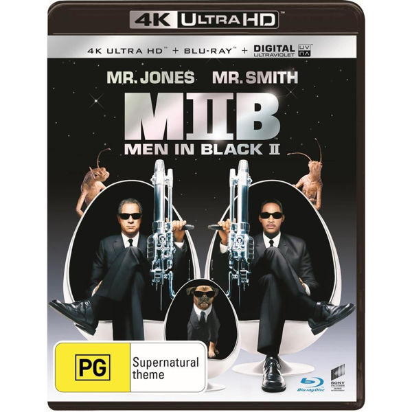 Picture of Men In Black 2 - 4K Ultra